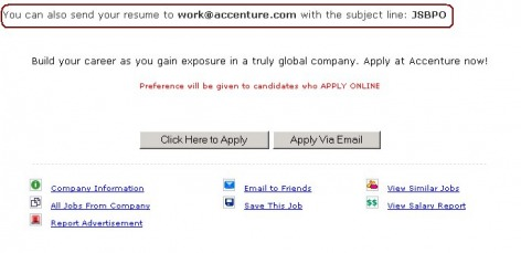how to increase your chance of getting hired via jobstreet the